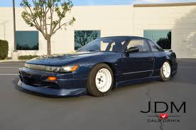 nissan 240sx widebody vehicles product categories jdm of california