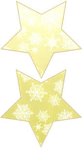 37 best 3d christmas star paper ornaments images on pinterest