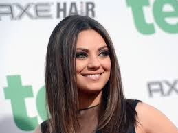 mila kunis just chopped off her hair for a trendy bob business