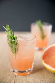 cocktail recipes rosemary greyhound cocktail u2014 tastes lovely