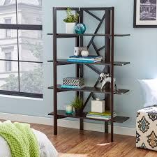 furniture home open shelf room divider bookcases design modern