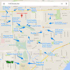 Coral Gables Florida Map by How To Market A Coral Gables House To Sell Coral Gables Fl Real
