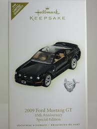 2009 ford mustang gt 2009 hallmark ornament home