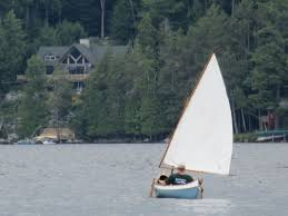 for sale hamner guide boat old town sailing canoe saranac lake