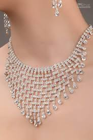 best necklace sets images Best selling exquisite full bridal jewelry set j825 1 necklace jpg
