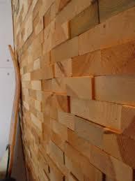 end grain wall