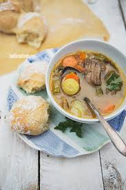 garden vegetable beef soup food for my family