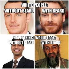 Arab Guy Meme - im indian and i really want a beard but afraid of this meme guy