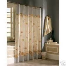 Croscill Shower Curtain Seashell Shower Curtains Beach Shower Curtains Store Croscill