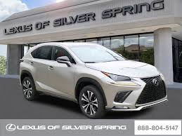 new 2018 lexus nx 300 f sport for sale in silver spring md stock