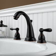 bronze bathroom sink faucets you u0027ll love wayfair