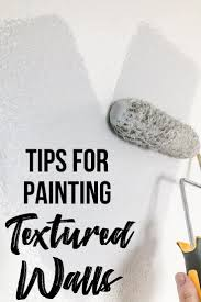 what type of paint roller to use on kitchen cabinets 5 tricks for painting textured walls the handyman s