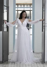 nice wedding dresses plus size with sleeves c18 about romantic