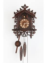 exclusive cuckoo clocks family business in 5th generation 1