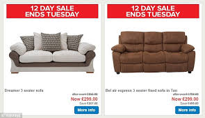 Cheap Sofa For Sale Uk Price After Sale U0027 How Do I Know If I Am Getting A Good Discount