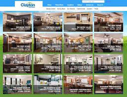 clayton mobile homes prices clayton homes kaf mobile homes 45951