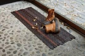tappeto con tappi di sughero come realizzare tappeti non volanti fai da te pattini
