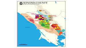 Napa Valley Winery Map Experience The Glory Of California Cabernet With Mcneesewine
