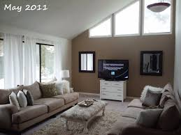 dark red accent wall living room centerfieldbar com interior accent walls living room photo ideas grey