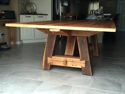 Rustic Farmhouse Dining Tables Oak Farmhouse Dining Table U2013 Zagons Co
