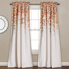 Retro Curtains Retro Drapes Wayfair