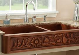 Copper Kitchen Sink Reviews by How Should I Choose A Kitchen Sink Arch City Granite U0026 Marble