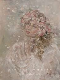 Shabby Chic Paintings by Beautiful Shabby Chic Style Tutu Paintings With Rose Crowns