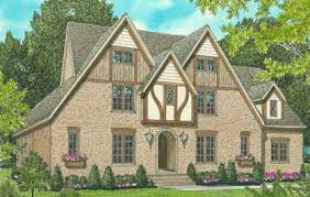 english country style tudor house plans with 4 bedrooms
