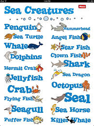 the cartoon project how to draw sea creatures