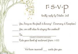 wedding rsvps an australian sent the best wedding rsvp card