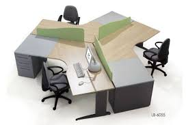 desk for 3 people 3 person workstationdesk systempartitionmfc furniture regarding 3