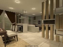 living hall design living hall interior design residential dining johor tierra este