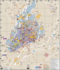 Map Of France Cities by Grasse City Center Map