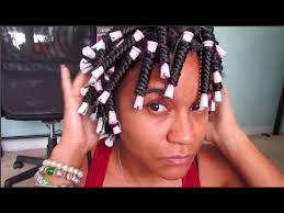 twist and hair twist and curl tutorial