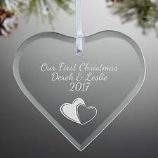 personalized glass ornament create your own