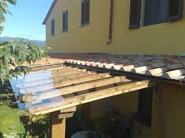 tettoie in legno e vetro tettoie in legno costruzione montaggio