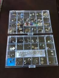 organize stud earrings diy pegboard stud earring holder easy and cool way to keep those