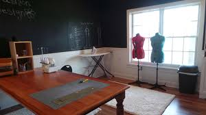 build a sewing room put a pin in it