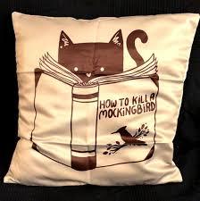 To Kill A Mockingbird Cat Meme - 150 best to kill a mockingbird images on pinterest cushions decor