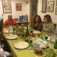celebrating american thanksgiving in israel during the past 40