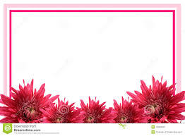 blooming flower frame royalty free stock images image 18300849