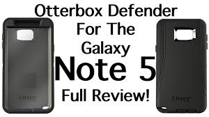 Otterbox Defender Series Rugged Protection Otterbox Defender Series Case For The Samsung Galaxy Note 5
