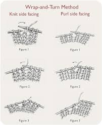 short row knitting the ultimate guide interweave