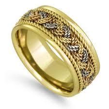 band gold men s wedding bands groom wedding rings shop the best deals