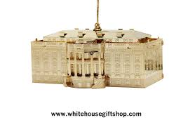 the white house ornament national architecture collection