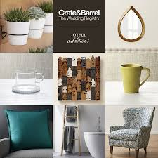 unique wedding registry gifts crate and barrel beyond the basics wedding registry ideas