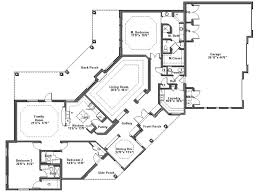 custom home plans florida florida house plans with courtyard pool
