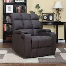 mainstays tyler wall hugger storage arm recliner chair multiple
