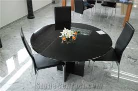 black granite table top table top black granite from switzerland stonecontact com