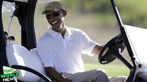 barack obama begins martha u0027s vineyard vacation a day early youtube